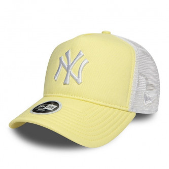kšiltovka NEW ERA 940W MLB Aframe Trucker Wmns Essential New York Yankees