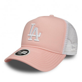 kšiltovka NEW ERA 940W MLB Aframe Trucker Wmns Essential Los Angeles Dodgers