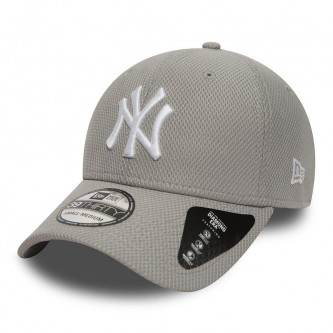 kšiltovka NEW ERA 3930 MLB Diamnd Era New York Yankees Gray