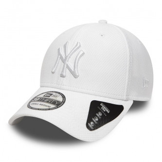 kšiltovka NEW ERA 3930 MLB Diamnd Era New York Yankees White