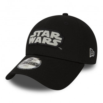 kšiltovka NEW ERA 940K Star Wars Kids Star Wars Black Gray