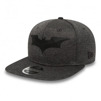kšiltovka NEW ERA 950 Warner Bros Original Fit Concrete Jersey Batman Gray Heather Black