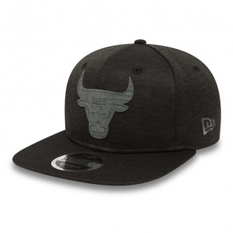 kšiltovka NEW ERA 950 NBA Original Fit Concrete Jersey Chicago Bulls Black Gray Heather