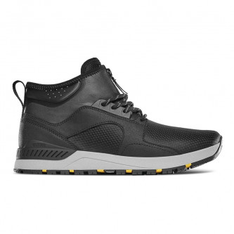 boty ETNIES Cyprus HTW X 32 Black Grey Yellow