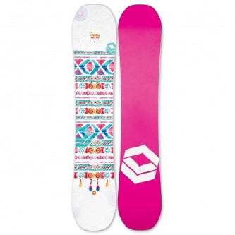 snowboard FTWO Gipsy White