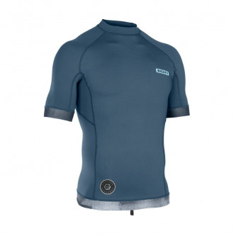 lycra top ION Men SS dust blue