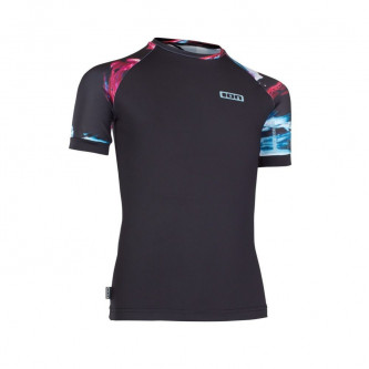 lycra top ION Capture Girls SS black capsule