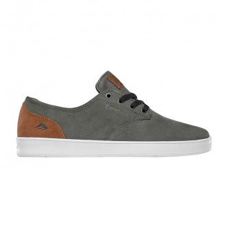 boty EMERICA The Romero Laced Olive Tan