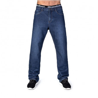 kalhoty HORSEFEATHERS Cliff Jeans Dark Blue