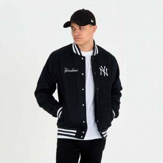 bunda NEW ERA MLB Team Apparel Bomber New York Yankees