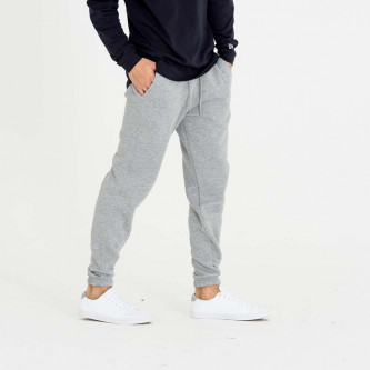 tepláky NEW ERA Branded Jogger Light Gray Heather