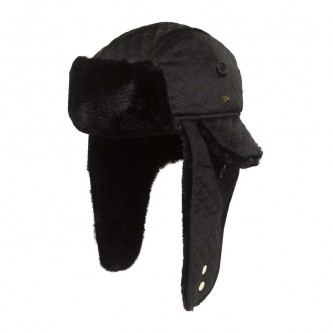 kulich NEW ERA Trapper Winter Black Gold
