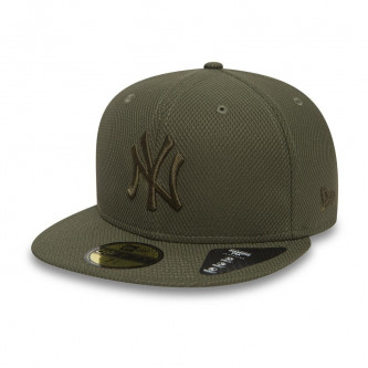 kšiltovka NEW ERA 5950 MLB Diamond Era New York Yankees Green