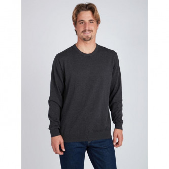 svetr BILLABONG All Day Sweater Black Heather