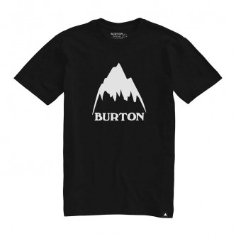 triko BURTON Classic Mountain High True Black