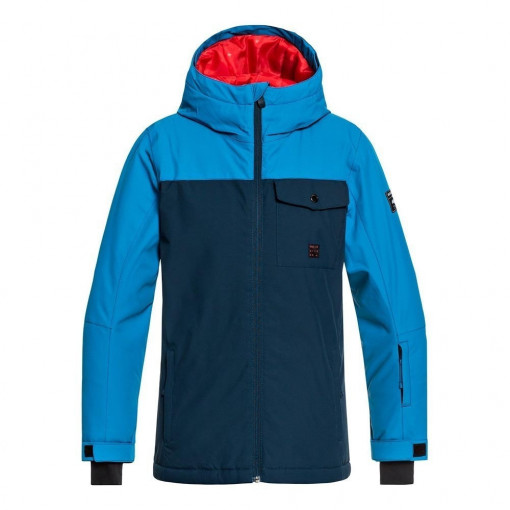 bunda QUIKSILVER Mission Solid Dress Blues