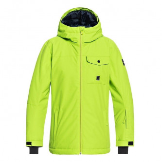 bunda QUIKSILVER Mission Solid Lime Green