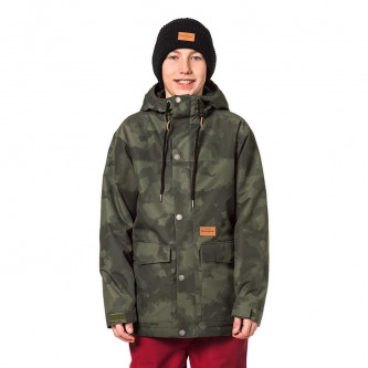 bunda HORSEFEATHERS Lanc Kids Cloud Camo