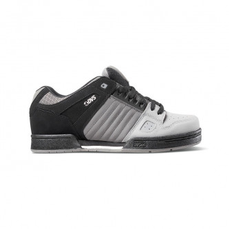 boty DVS Celsius Grey Charcoal Black