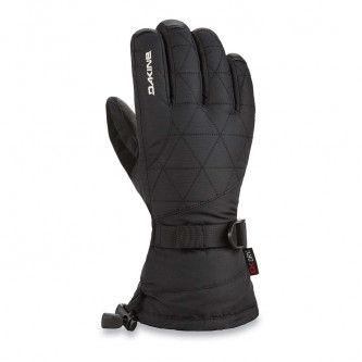 rukavice DAKINE Leather Camino Black