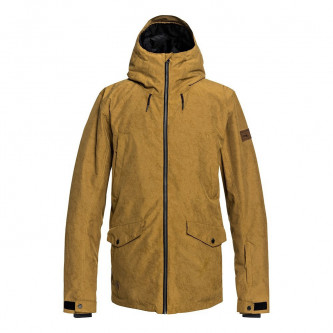 bunda QUIKSILVER Drift Golden Brown