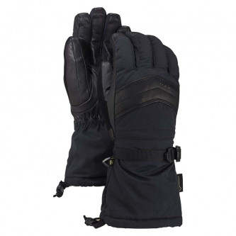 rukavice BURTON Warmest Gore-Tex True Black