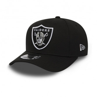 kšiltovka NEW ERA 950 NFL Stretch Snap Oakland Raiders