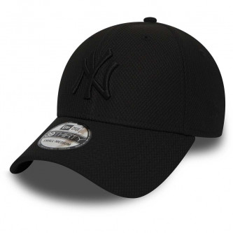 kšiltovka NEW ERA 3930 MLB Diamond Era New York Yankees Black Black