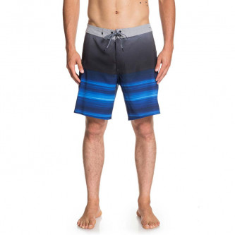plavky QUIKSILVER Highline Hold Down 18 Electric Royal