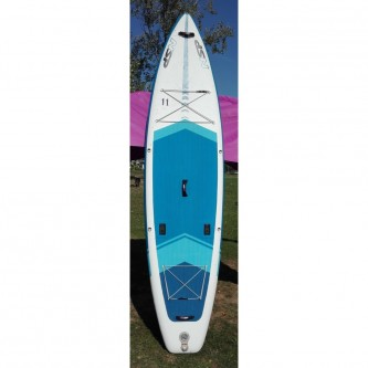 paddleboard NSP Touring 12-33 TEST