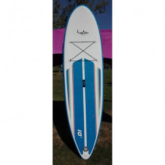 paddleboard SHARK Windsurf 10-32 MSL TEST