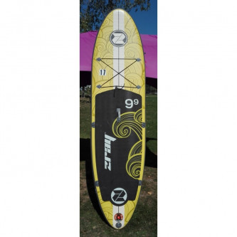 paddleboard ZRAY Allround X1 9,9-30 TEST