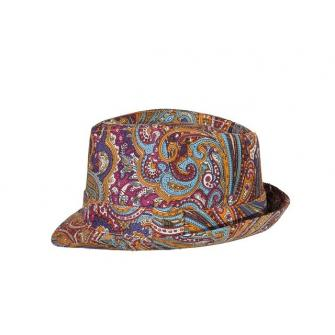 Klobouk New Era Ne Ek Paisley Orange Paisley (Obr. 1)