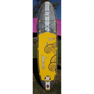 paddleboard ZRAY Allround X2 10,10-30 TEST