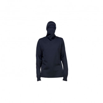 Mikina Ride High Point L/S Cocona Black