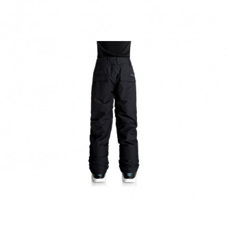 kalhoty QUIKSILVER Estate Youth Pant Black (Obr. 1)