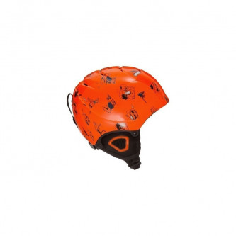 helma QUIKSILVER The Game Shocking Orange (Obr. 1)