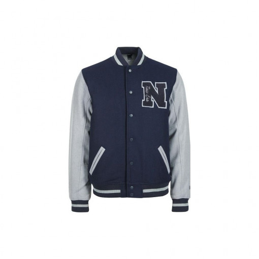 Bunda New Era Varsity Navy Ivory
