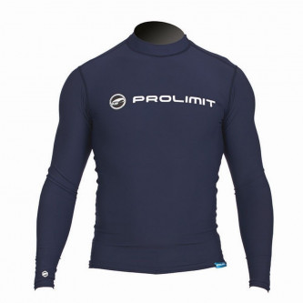 lycra top PROLIMIT Logo LA blue