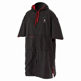 poncho PROLIMIT Zipper Extreme black/red