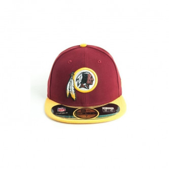 Kšiltovka New Era 5950 Nfl On Field Washington Redskins Team