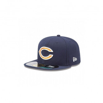 Kšiltovka New Era 5950 Nfl On Field Chicago Bears Team