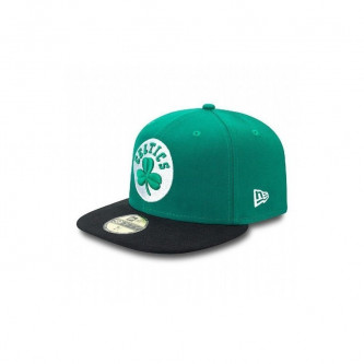 Kšiltovka New Era 5950 Nba Basic Boston Celtics Green Black