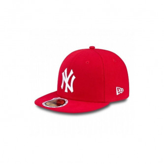 Kšiltovka New Era 5950K Mlb League Basic New York Yankees Scarlet White