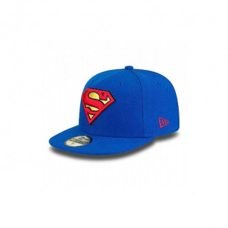 Kšiltovka New Era 5950 Character Basic Superman Blue Red Yellow