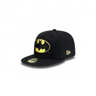 Kšiltovka New Era 5950 Character Basic Batman Black Yellow