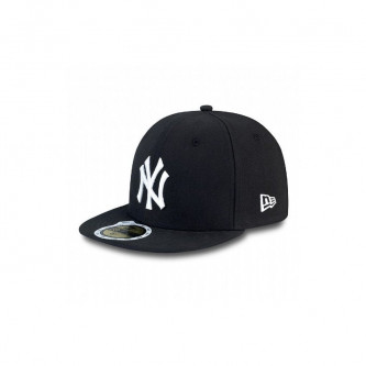 Kšiltovka New Era 5950K Mlb League Basic New York Yankees Black White