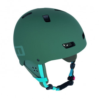 helma ION Hardcap 3.1 comfort hedge green