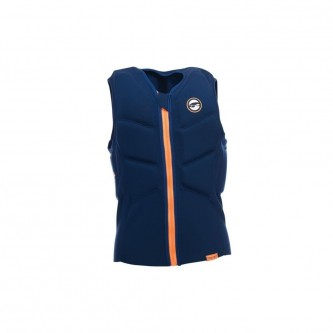 vesta PROLIMIT Stretch Half front zip blue/orange