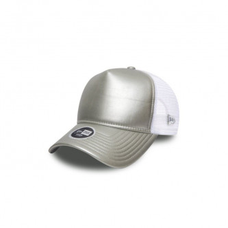 kšiltovka NEW ERA 940W Wmn Metallic Trucker New Era SILVER WING